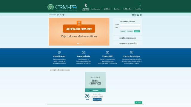 Conselho Regional de Medicina do Paraná (CRM-PR)