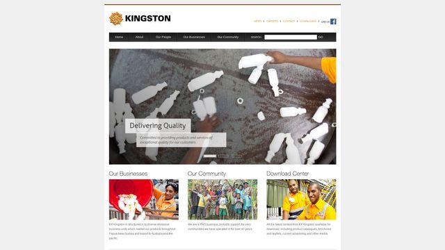 Kk Kingston Ltd.