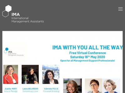IMA - International Management Assistants