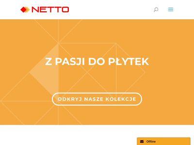 NETTO -Płytki ceramiczne