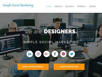 Simple Social Marketing
