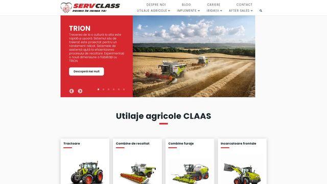 Serv Class