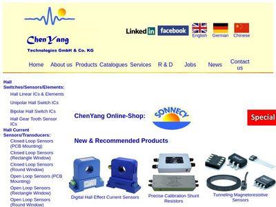 Chenyang Technologies Gmbh & Co. Kg