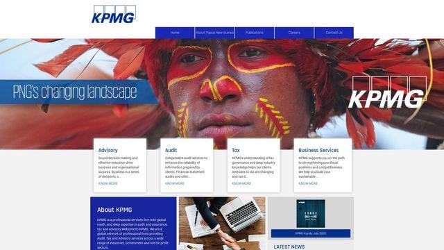 KPMG PNG
