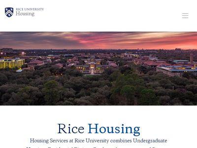 Rice Village Apartments