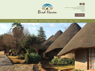 Bird Haven Bed and Breakfast Leribe