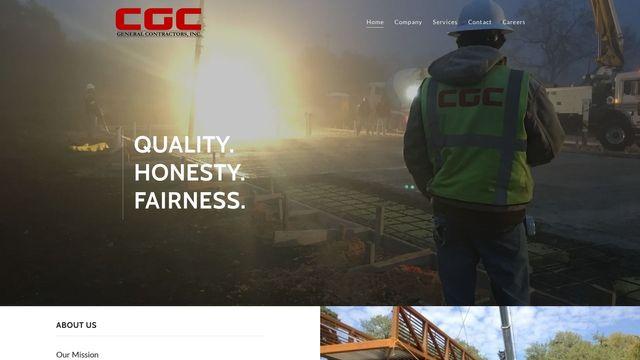 Cgc General Contractors