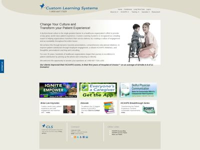 Custom Learning Systems Group Ltd.