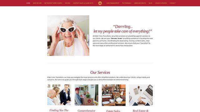 Elder Care Transitions