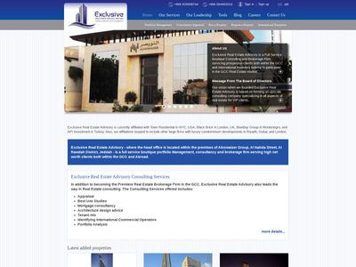 Exclusive Real Estate Advisory Services