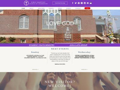 First Baptist Church Cramerton