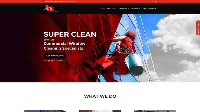 Super Clean South Ltd
