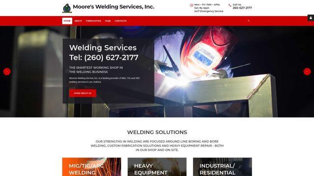 Moore'S Welding Service