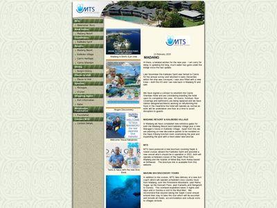 Melanesian Tourist Services Ltd.