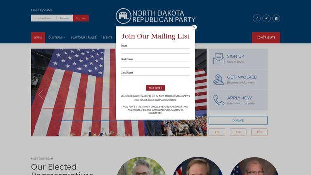 North Dakota Republican Party