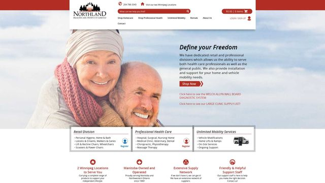 Northland Healthcare Products