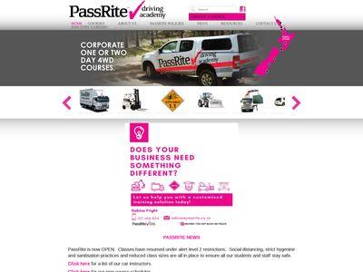 PASSRITE DRIVING SCHOOL LTD