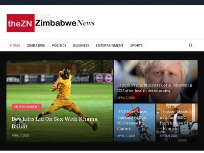 theZimbabweNewsLive