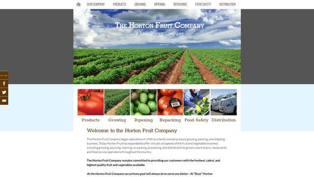 Horton Fruit Company