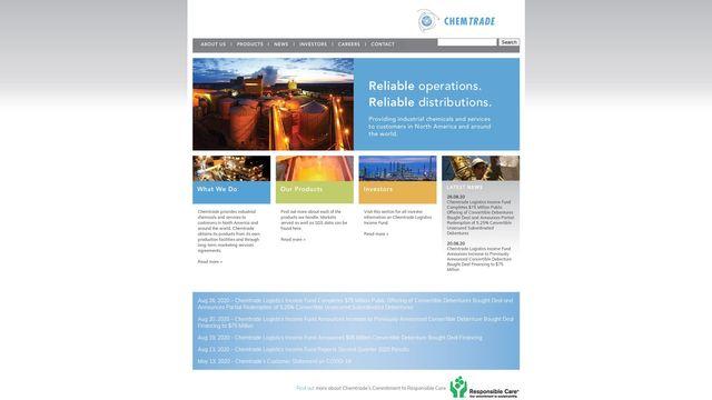 Chemtrade Logistics Inc.