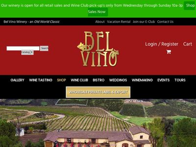 Bel Vino, LLC.