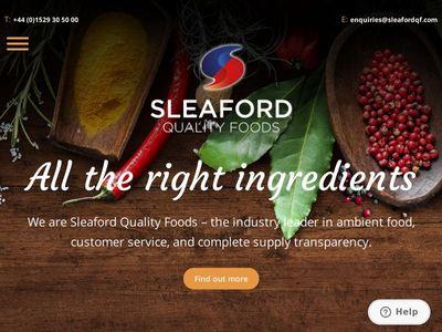 Sleaford Quality Foods Ltd