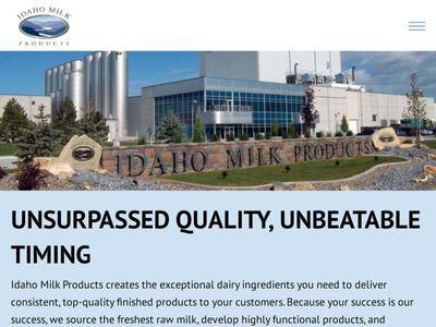 Idaho Milk Products