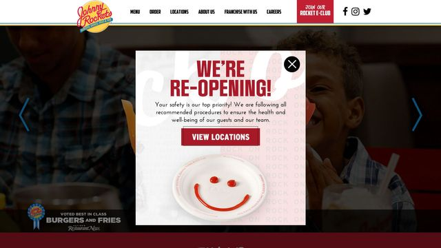 The Johnny Rockets Group, Inc.