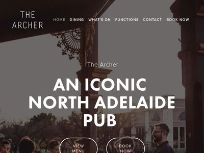 The Archer, North Adelaide, SA