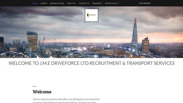 J.M.E DRIVEFORCE LTD