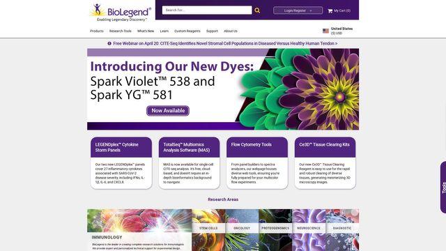 BioLegend, Inc.