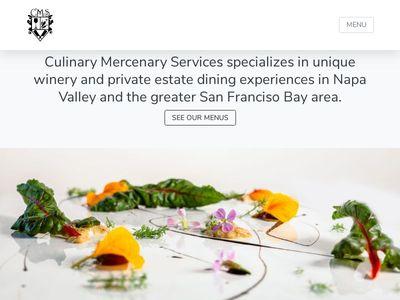 Culinary Mercenary