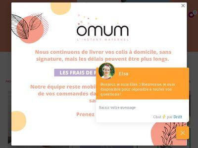 Omum - Le Blog !
