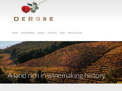 Derose Wine