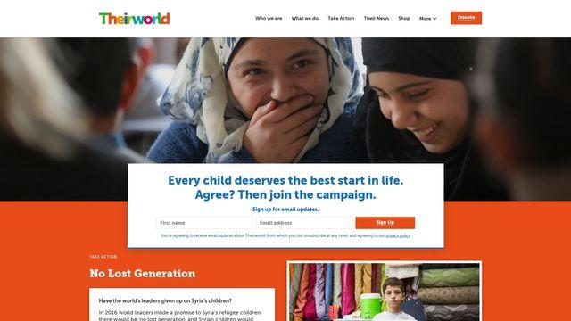 Theirworld Projects Ltd.