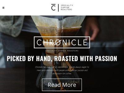 Chronicle Coffee Roasters