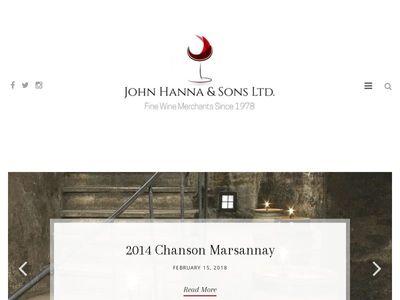 JOHN HANNA & SONS LTD.