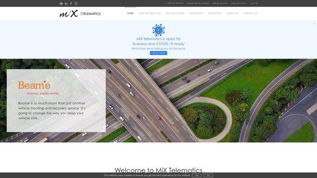MiX Telematics International (Pty) Ltd