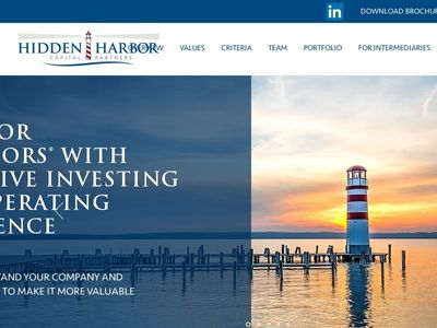 Hidden Harbor Capital Partners, LLC.