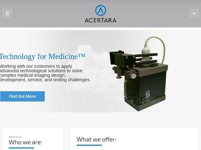Acertara Acoustic Laboratories, LLC