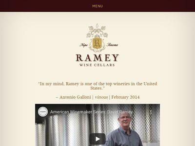 Ramey Wine Cellars