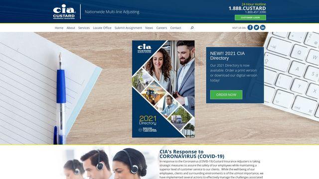 Custard Insurance Adjusters, Inc