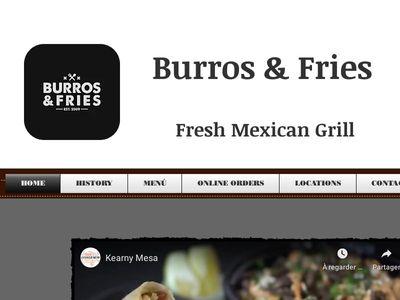Burros & Fries Inc