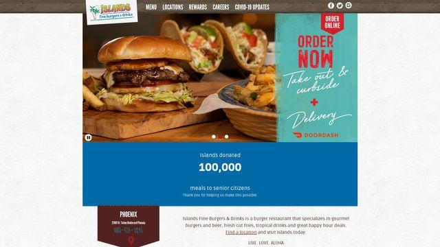 Islands Restaurants, LLC
