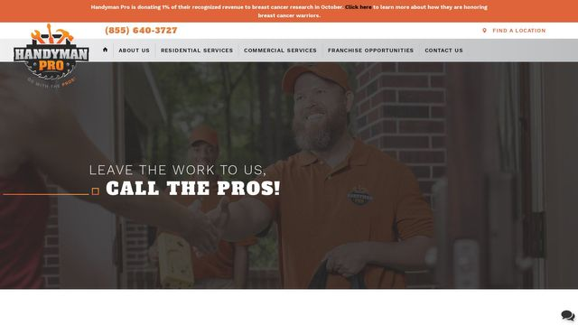 Handyman Pro LLC