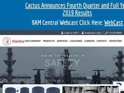 Cactus Wellhead, LLC