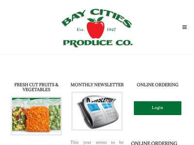 Bay Cities Produce Co. Inc.