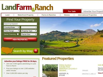 Land Farm & Ranch, Inc.