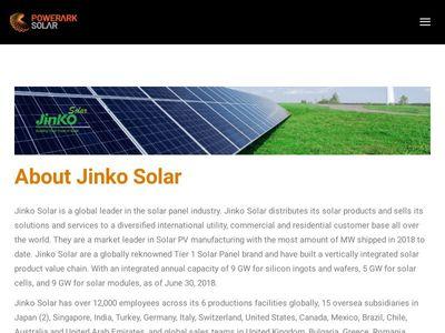 Powerark Solar Pty Ltd.