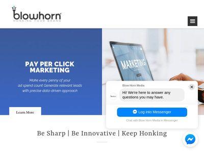BlowHorn Media